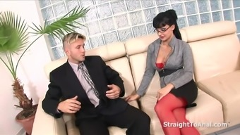 Aletta Ocean has worked for quite a whereas and desires a boost in wage.
