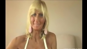 Great britain Granny major tits wanking big phallus.m4v