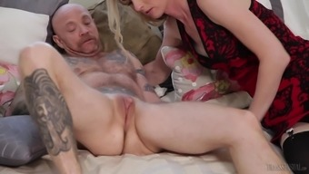 Mandy Mitchell is typically a chicken along with a cock ready for a twisted act