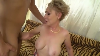 Superb sequences of fucking grandmothers