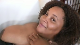 This naughty obese female desires her chubby partner to effectively fuck her on the couch