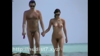 Nudist spiteful lady voyeur vid with the use of sizzling youngsters
