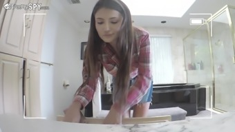 Adria Rae is typically a penis yearning baby sitter prepared to be nailed