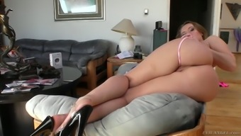 Spunky PAWG Motor bike Olive knows how completely great her vast ass