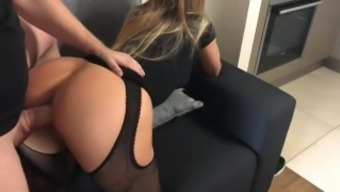 action brother make best friends to the accommodation and ejaculate on shes booty