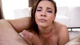 Dana DeArmond fucked challenging between her wonderful rosy mouths