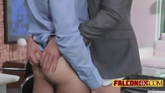 bearded porn star desires which typically bad fats dick all inside his your mouth