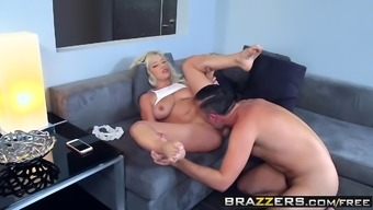 Brazzers - Little one Got Boobs - Kylie Web page and Ke