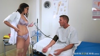 Healthcare provider Darcia Lee knows what her favored affected person needs possibly the most