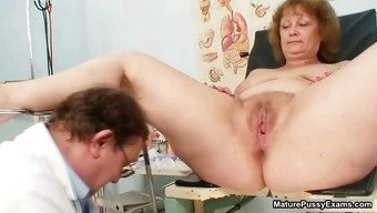Dirty doctor fucking his mature sufferer part5