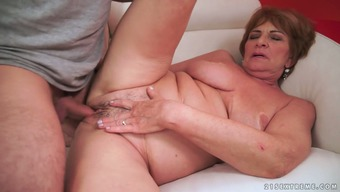 Old bitch Raid G gets her pussy licked and fucked