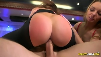 Layla The united kingdom is wonderfully great and she even needs fans during sex