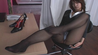 From asia Pantyhose Upskirt