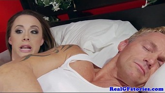 Housewife assfucked by the midnight intruder