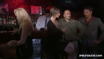 Orgy online video by using gorgeous little girls making love within a clubhouse