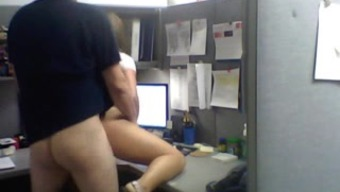 Concealed business office love-making