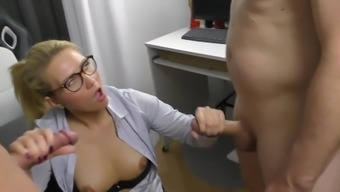 Big Cock Cumshot Undertaking! The german language Tatjana Young!