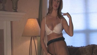 pantyhose and spin