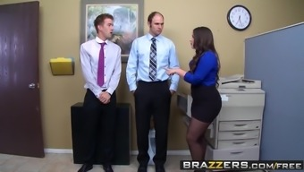 Brazzers - Chief executive officer WhoreLola Foxx Danny D