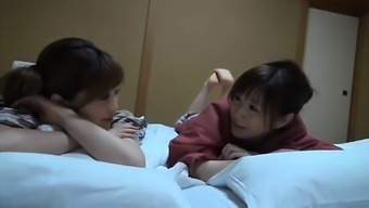 Horny japanese people love panel sexual intercourse three(3) of 4