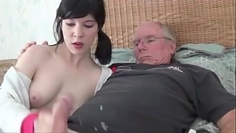 Sperms Send Handjob Cumpilation