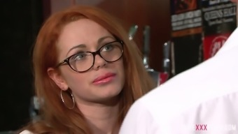 Love-making hungry Ella Hughes wants to keep some kinky fun at the pub each day