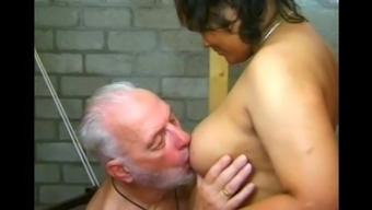 She Adores Old Men-2.trim 2(two) (#grandpa #old man #dad)