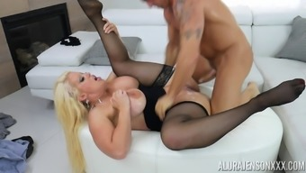 Alura Jenson's heated angles are all a chunk wishes to feel