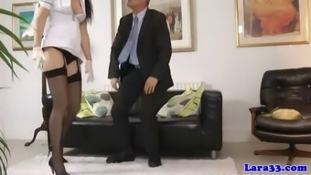 Britain mature look after fingered in pussy