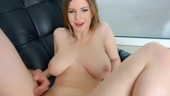 busty idol stella cox is hooked on tough rectum love-making