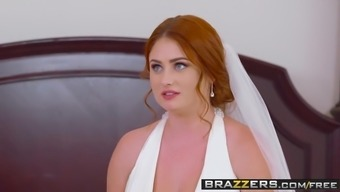 Brazzers - Brazzers Exxtra - Grimy Soon to be bride arena starring Lenn