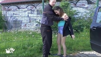 Teen Date Absorbed And Fucked Outdoor adventure And Public Beginner