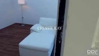 Perverted Grand wife Chessie Kay Blows Your Dick in POV
