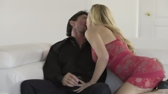 Remarkable companion Cherie Deville and her mean GF are switching your husbands
