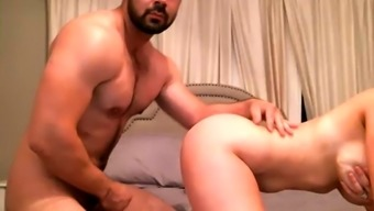 Large boobs milf Darla Hoist anal passage fucked along with young adult couple