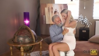 Old bearded pass gas fucks magnificent younger splendor Shanie Ryan
