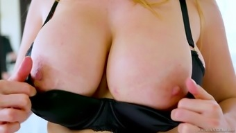 Amazing Kianna Dior couldn't satisfied with one unit dick in future