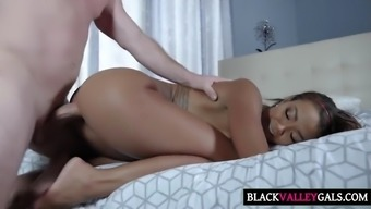 Pure Interracial Joy With Sweety Harley Dean