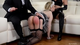 One rigid dick isn't and please black Chessie Kay