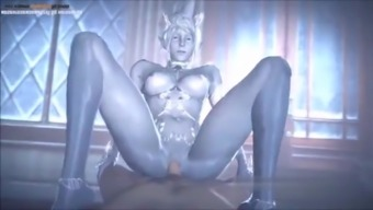 A Pretty Anime Chicks Gets Amazingly Fucked