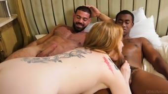 Two bisexual black guys enjoy fucking each others holes and secy mature Sonia Harcourt