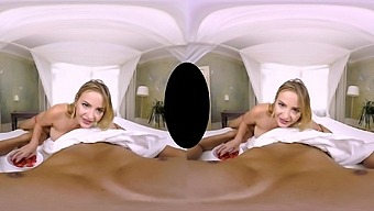 Candy Alexa in Mornning Glory - POV - RealityLovers