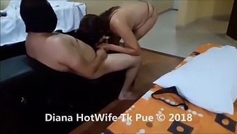 Lord who rents a house now only accepts payment with my pussy Diana HotWife