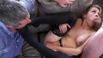 Needy companion will try except her hubby to fuck her