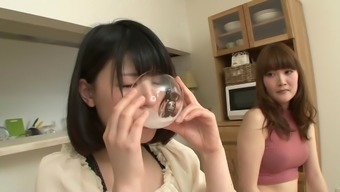 japanese bones beverage her friends saliva