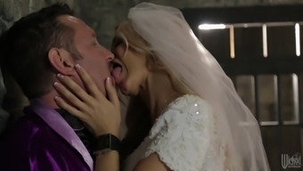 Juicy Jessica Drake Goes Dedicated In her own Marriage ceremony Overnight