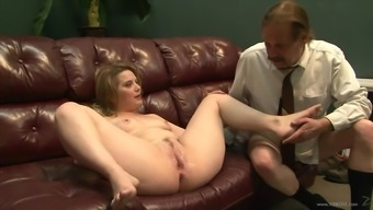 Perverted MILF Requires A couple of Hard Cocks While you are Her Cuckold Spouse Wrist watches