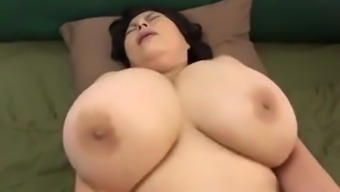 Japanese people Mature along with substantial tits