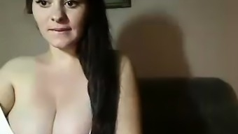 Webcam Great Complicated Breast feeding Nipples