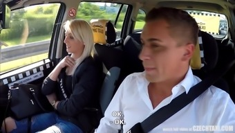 Fabulous The real world - People they don't know Voyeurs Examining Czech TAXI